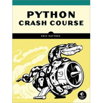 Python Crash Course by Eric Matthes, 9781593276034