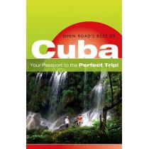 Open Road's Best of Cuba by Bruce Morris, 9781593601409