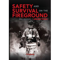 Safety and Survival on the Fireground by Vincent Dunn, 9781593703493