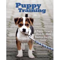 Puppy Training: Owner's Week-By-Week Training Guide by Charlotte Schwartz, 9781593783655