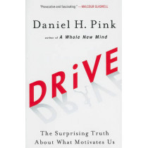 Drive: The Surprising Truth About What Motivates Us by Daniel H. Pink, 9781594484803