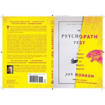 The Psychopath Test: A Journey Through the Madness Industry by Jon Ronson, 9781594485756