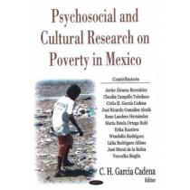 Psychosocial & Cultural Research on Poverty in Mexico by Cirilo Humberto Garcia Cadena, 9781594546068