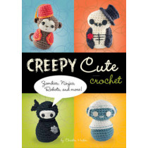 Creepy Cute Crochet by Christen Haden, 9781594742323