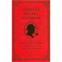 The Sherlock Holmes Handbook by Ransom Riggs, 9781594744297