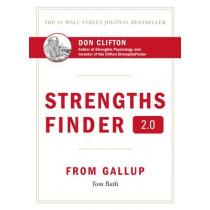 StrengthsFinder 2.0 by Tom Rath, 9781595620156