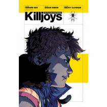 The True Lives Of The Fabulous Killjoys by Becky Cloonan, 9781595824622