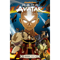 Avatar: The Last Airbender# The Promise Part 3 by Gurihiru, 9781595829412