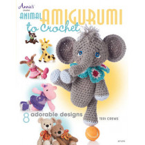 Animal Amigurumi to Crochet: 8 Adorable Designs by Teri Crews, 9781596357761