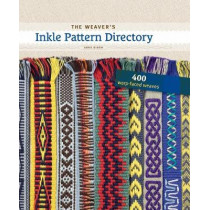 The Weaver's Inkle Pattern Directory: 400 Warp-Faced Weaves by Anne Dixon, 9781596686472