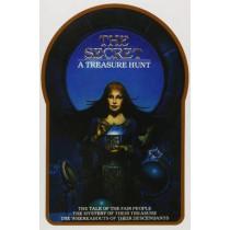 Secret: A Treasure Hunt by Byron Preiss, 9781596874015