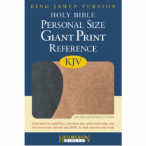 Holy Bible: King James Version by Hendrickson Bibles, 9781598562460