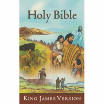 KJV Children's Holy Bible by Hendrickson Publishers, 9781598562927