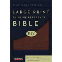 KJV Thinline Reference Bible by Hendrickson Bibles, 9781598564600
