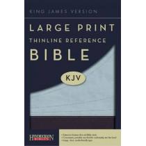 KJV Thinline Reference Bible by Hendrickson Bibles, 9781598564617