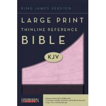 KJV Thinline Reference Bible by Hendrickson Bibles, 9781598564624