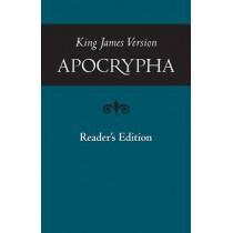 KJV Apocrypha by Hendrickson Publishers, 9781598564648