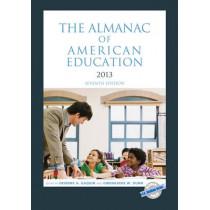 The Almanac of American Education 2013 by Deirdre A. Gaquin, 9781598886016