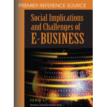 Social Implications and Challenges of e-business, 9781599041056