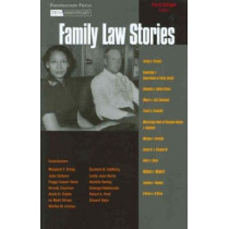 Family Law Stories by Carol Sanger, 9781599410203