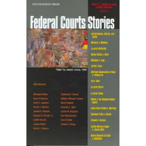 s Federal Courts Stories by Vicki Jackson, 9781599413839