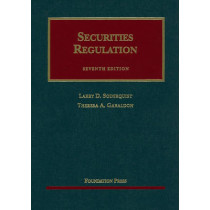 Securities Regulation: Cases and Materials by Larry D Soderquist, 9781599417448
