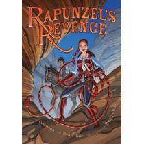 Rapunzel's Revenge by Shannon Hale, 9781599902883