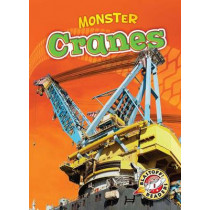 Monster Machines: Cranes by Nick Gordon, 9781600149368