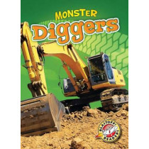 Monster Diggers by Nick Gordon, 9781600149375