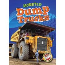Monster Dump Trucks by Nick Gordon, 9781600149382