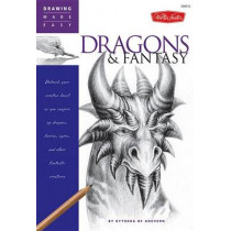 Dragons & Fantasy by Kythera of Anevern, 9781600580680