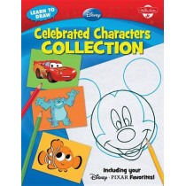 Learn to Draw Disney: Celebrated Characters Collection: Including Your Disney/Pixar Favorites! by Disney Storybook Artists, 9781600581441