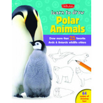 Learn to Draw Polar Animals: Draw more than 25 favorite Arctic and Antarctic wildlife critters by Robbin Cuddy, 9781600583865