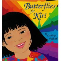 Butterflies For Kiri by Cathryn Falwell, 9781600603426