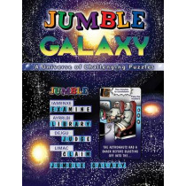 Jumble (R) Galaxy: A Universe of Challenging Puzzles by Tribune Media Services, 9781600785832