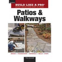Patios & Walkways Idea Book by Peter Jeswald, 9781600850752