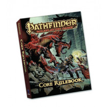 Pathfinder Roleplaying Game: Core Rulebook (Pocket Edition) by Jason Bulmahn, 9781601258878