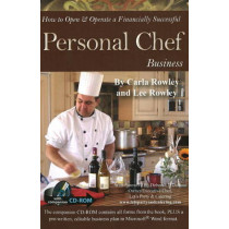 How to Open & Operate a Financially Successful Personal Chef Business by Carla Rowley, 9781601381415