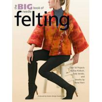 Big Book of Needle Felting by Kooler Design Studio, 9781601406583