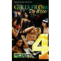 Girls From Da Hood 4 by JaQuavis Coleman, 9781601622822