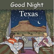 Good Night Texas by Adam Gamble, 9781602190535