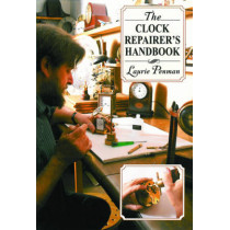 The Clock Repairer's Handbook by Laurie Penman, 9781602399617