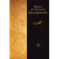 Biblia de Estudio MacArthur-Rvr 1960 by John F MacArthur, 9781602552951
