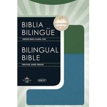 Biblia Bilingue-PR-Rvr 1960/NKJV by Rvr 1960- Reina Valera 1960, 9781602554443