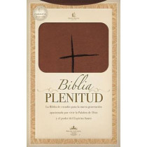 Biblia Plenitud-Rvr 1960 by Zondervan, 9781602554566