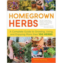 Homegrown Herbs by Tammi Hartung, 9781603427036