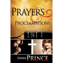 Prayers and Proclamations by Prince Derrick, 9781603741224