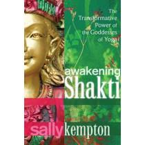 Awakening Shakti: The Transformative Power of the Goddesses of Yoga by Sally Kempton, 9781604078916