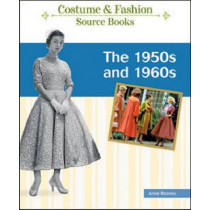The 50s and 60s by Anne Rooney, 9781604133851