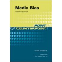 Media Bias by David L. Hudson, 9781604139044